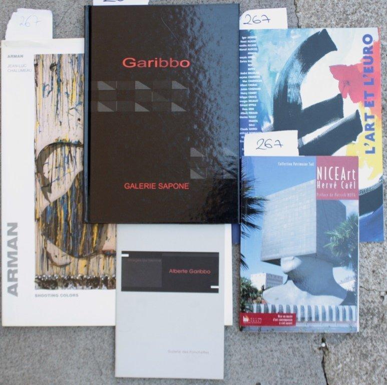 ARMAN - Jean-Luc CHALUMAU Shooting colors Editions de