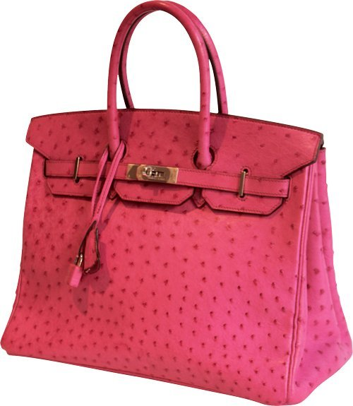 HERMES Paris made in France Exceptionnel sac Birkin 35
