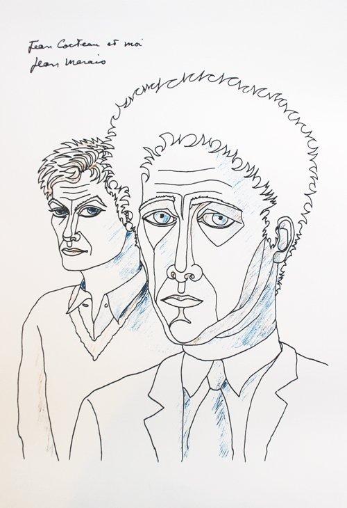 Jean Marais (1913-1998) Jean Cocteau et moi