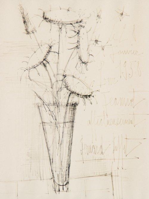 Jean Marais (1913-1998) Bernard Buffet (1928-1999)