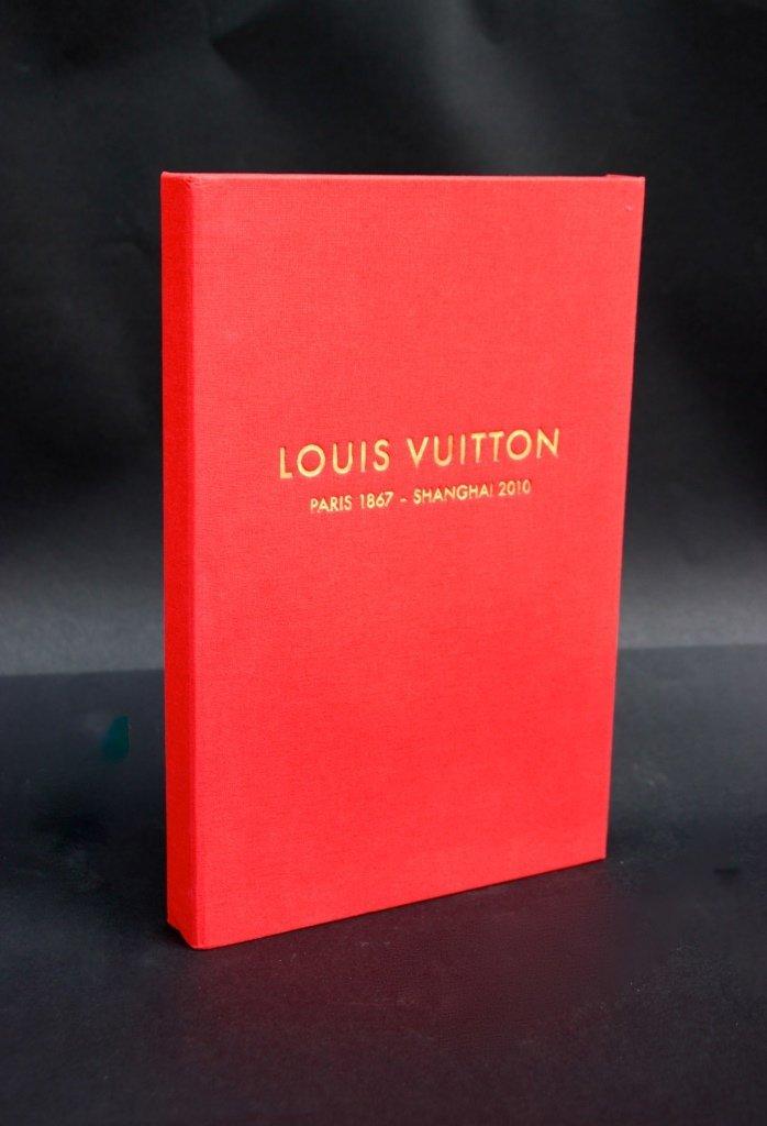 LOUIS VUITTON Paris 1867 - Shanghai 2010Coffret