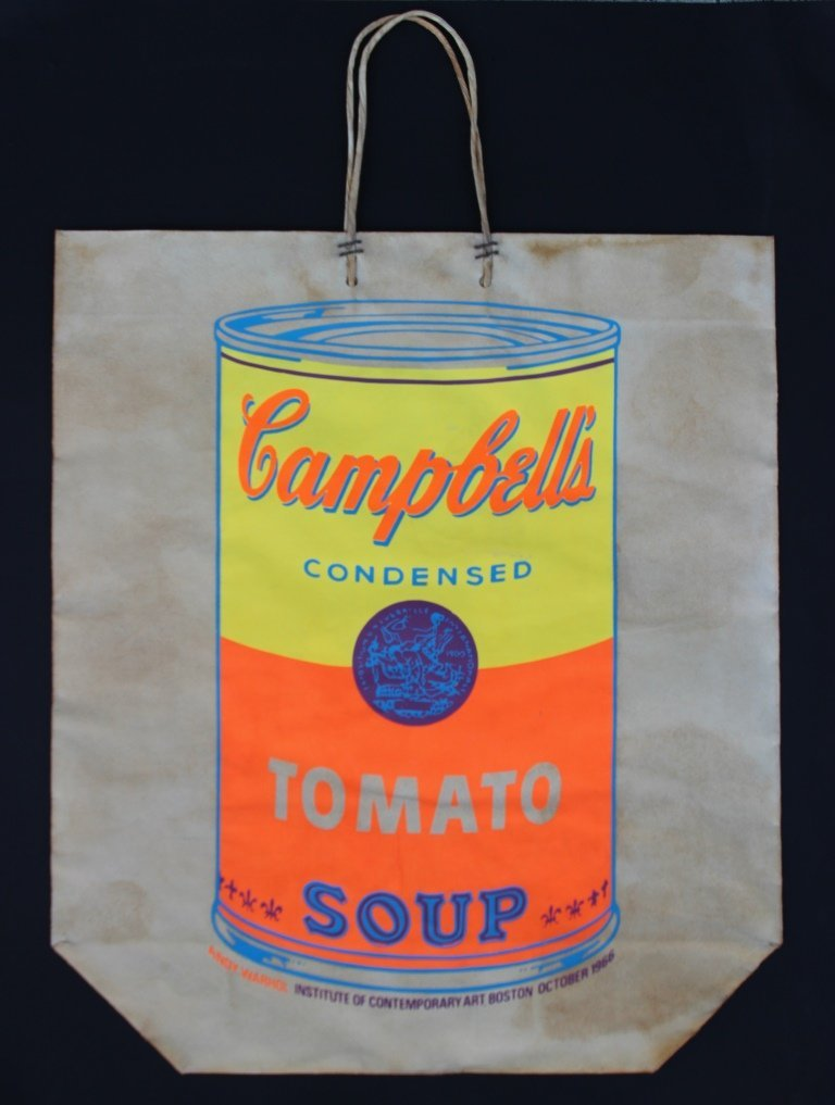 Andy Warhol (1930-1987), tats-Unis Campbell's Soup Can