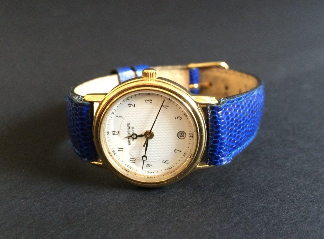RAYMOND WEIL Montre bracelet de dame, cadran en mtal