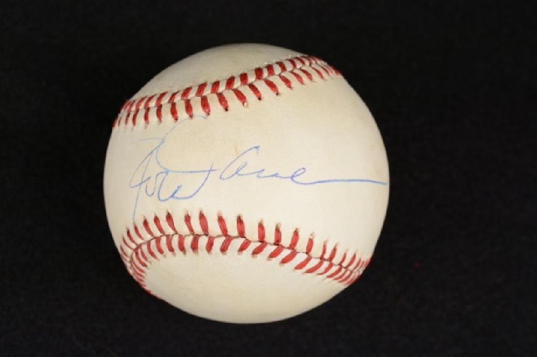 Rod Carew Single Signed Baseball
