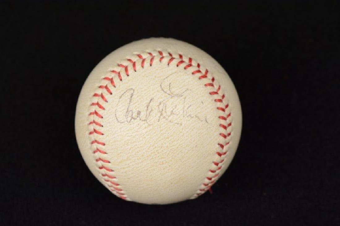 Carl Erskine Autographed Official Baseball