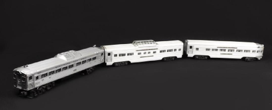 Lionel Postwar Baltimore & Ohio Engine W/ Cars