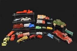 Tootsie Toy, Auburn Rubber, Lesney, Tonka Toys