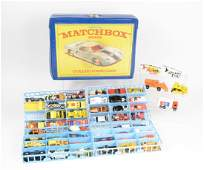 1968 Official Matchbox Series Collector's Case