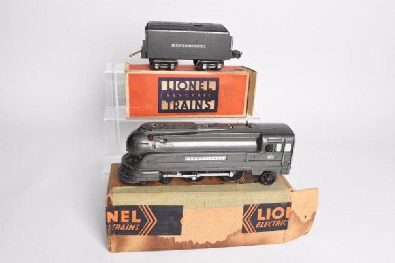 3065 Lionel O-Gauge Locomotive & Tender