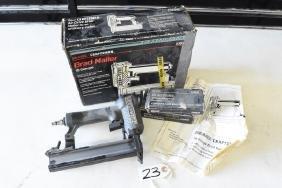 Sears Craftsman brad nailer 9183, 18 gauge