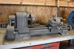 """Craftsman metal 12"""" lathe"""