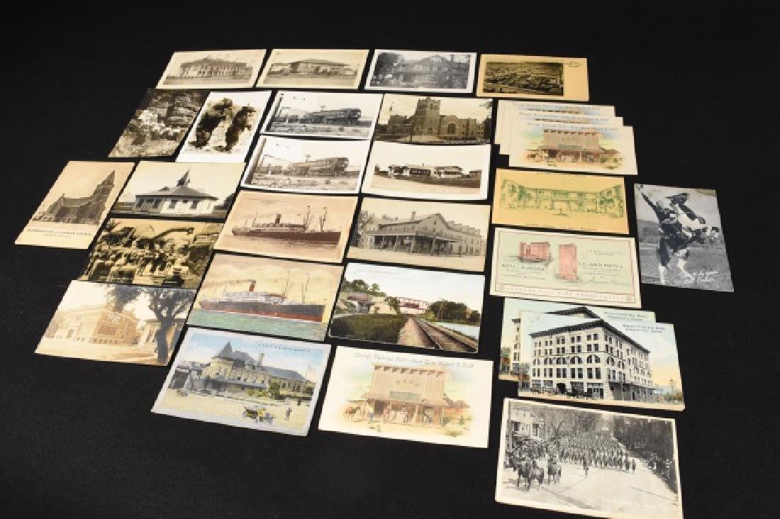 (29) Postcards, Several RPP