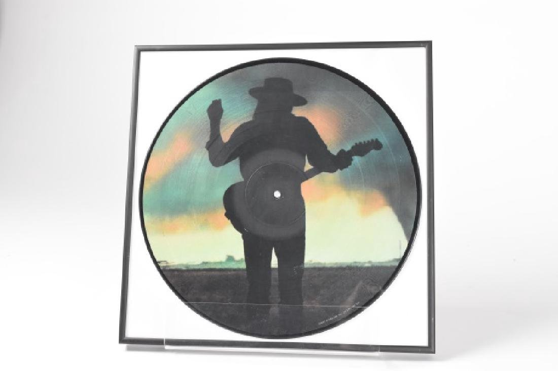 Stevie Ray Vaughan 1984 LE Picture Record