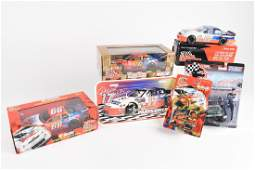 Darrell Waltrip diecast some autographed