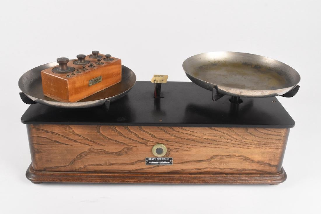 Henry Troemner Counter Balance Scale