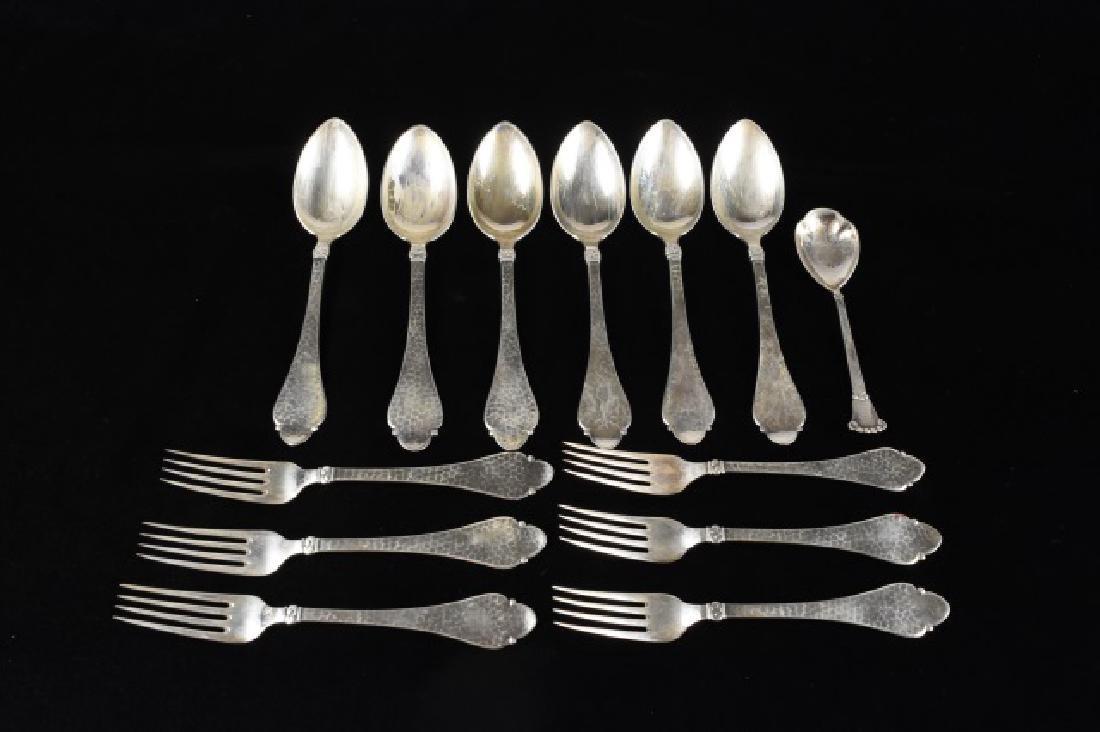 Set of Dutch Silverware