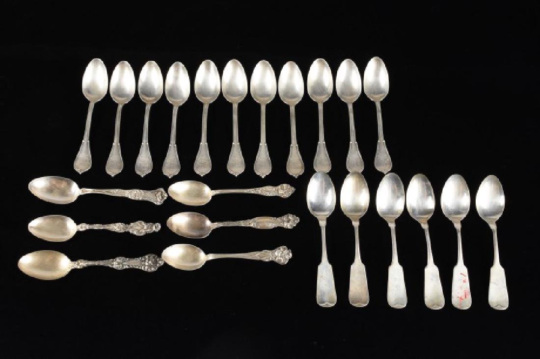 Assortment of Sterling Silver Spoons
