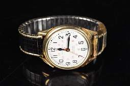 1970's Accutron Railroad Watch with Calender