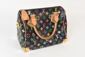 Louis Vuitton Multi-color Speedy 30 Handbag