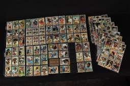 (270+/-) 1980's Topps football cards
