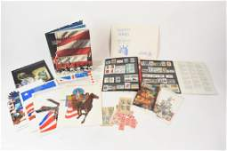 Collection of Stamps Booklets and Loose
