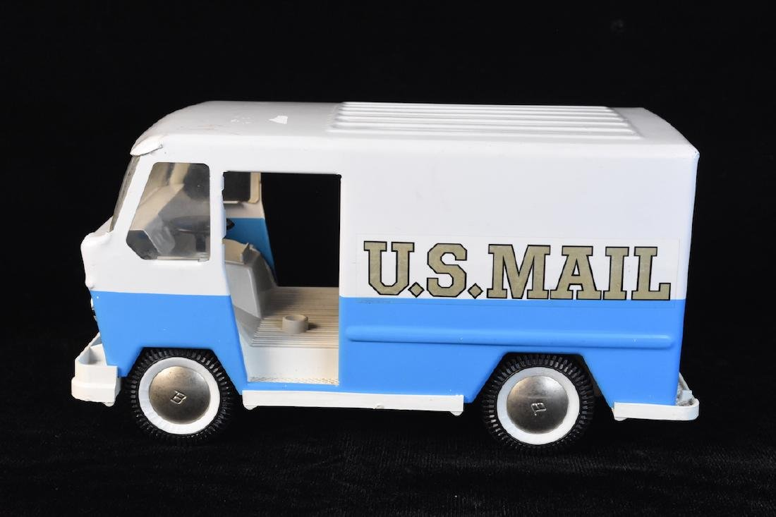 Vintage US Mail Toy Truck by Buddy L - 2