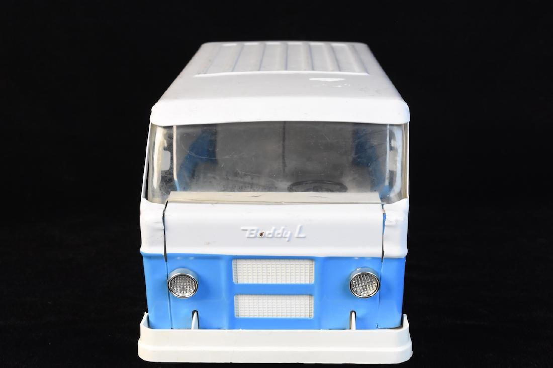 Vintage US Mail Toy Truck by Buddy L - 3