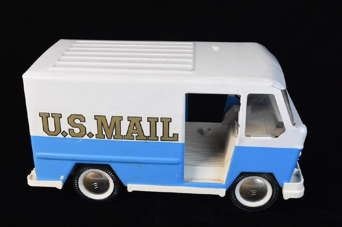 Vintage US Mail Toy Truck by Buddy L - 4