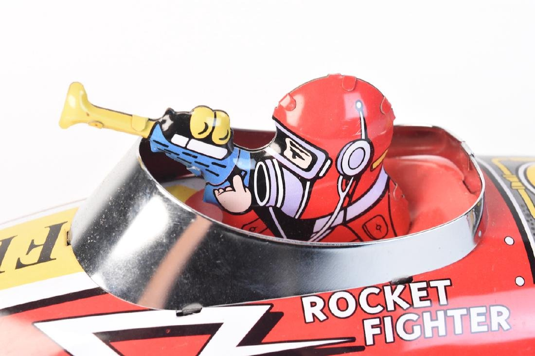 Flash Gordon Sparkling Rocket Fighter Ship - 2