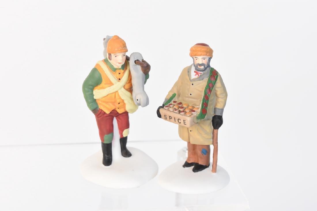 (6) Dept 56 Heritage Village Accessories - 4