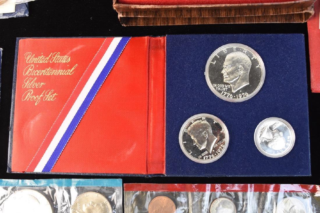 Ike Proof, Silver & Mint Dollars - 4