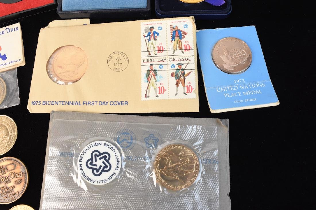Huge Lot of Commemorative Coins & Tokens - 4