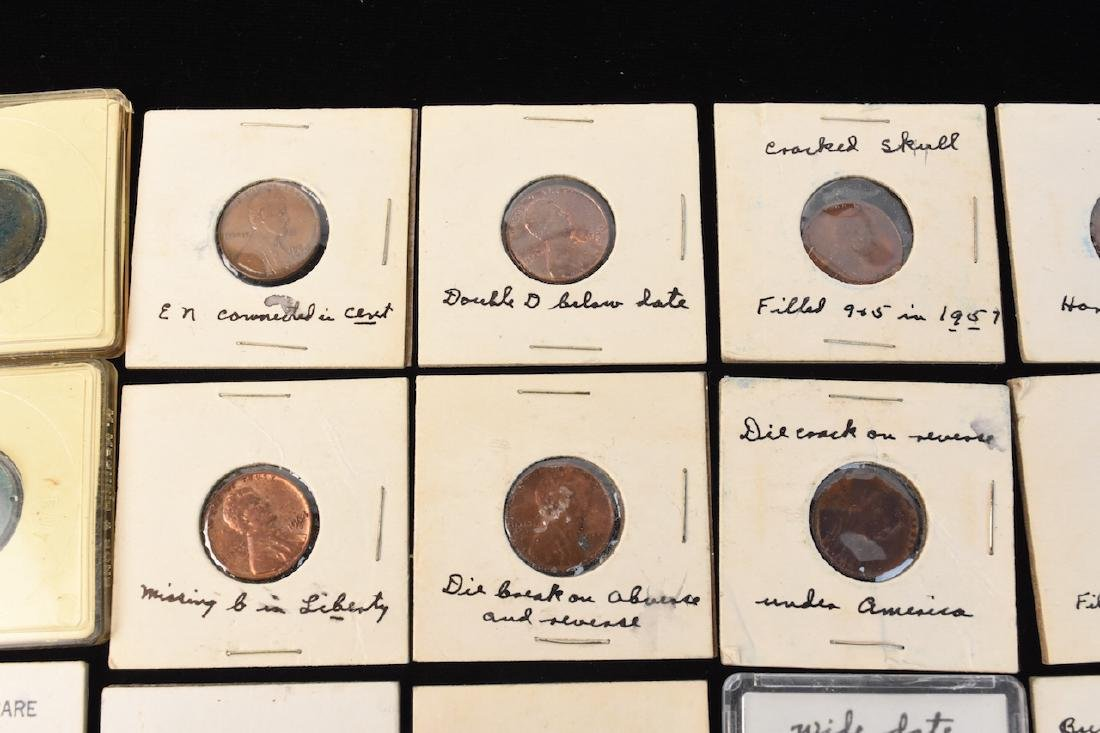 Indian, Wheat, Head Steal Pennies & Large Cents - 6