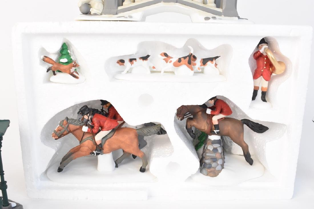 (6) Dept 56 Heritage Village Accessories - 3