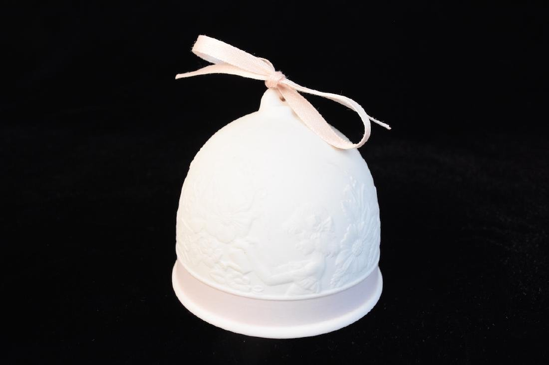 (4) Lladro Porcelain Bells of the Seasons - 4