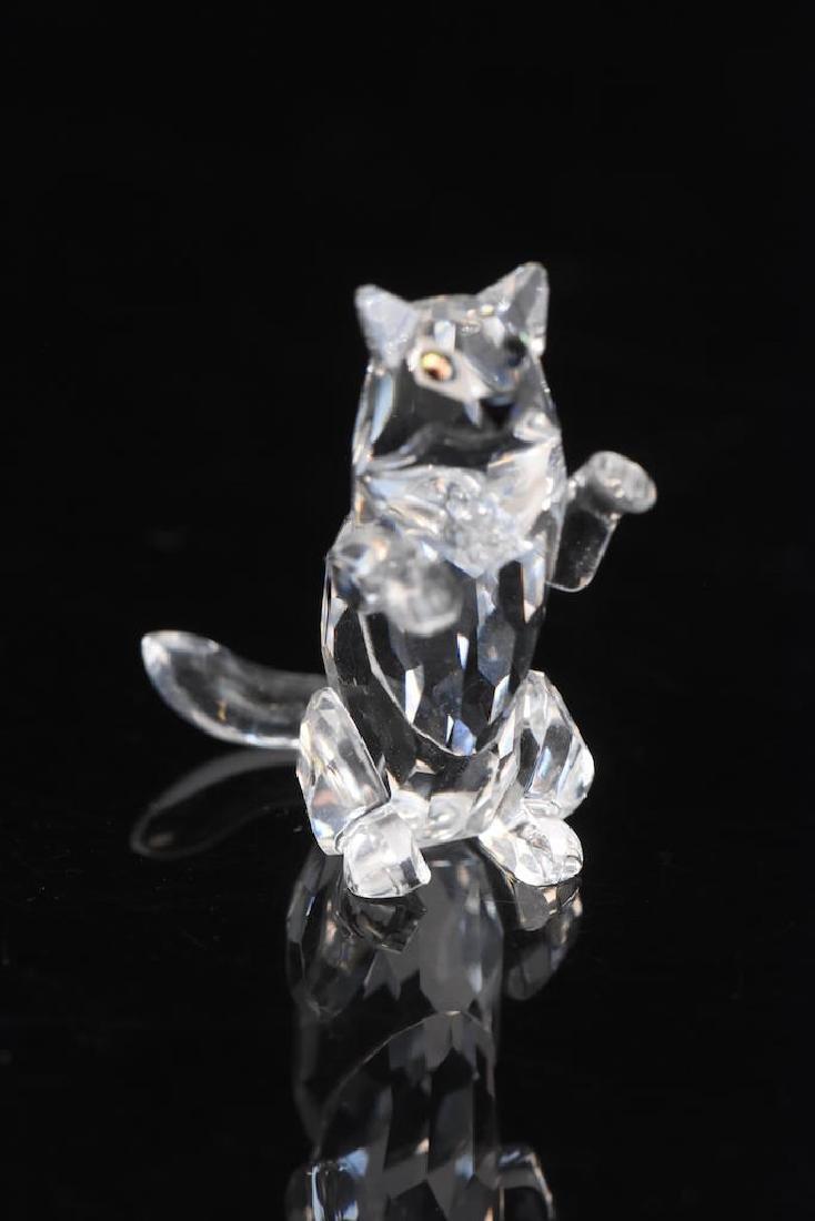 (5) Swarovski Crystal Figurines - 4