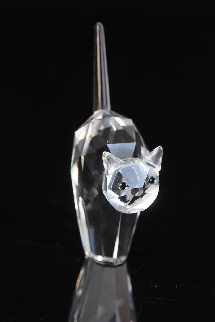 (5) Swarovski Crystal Figurines - 5