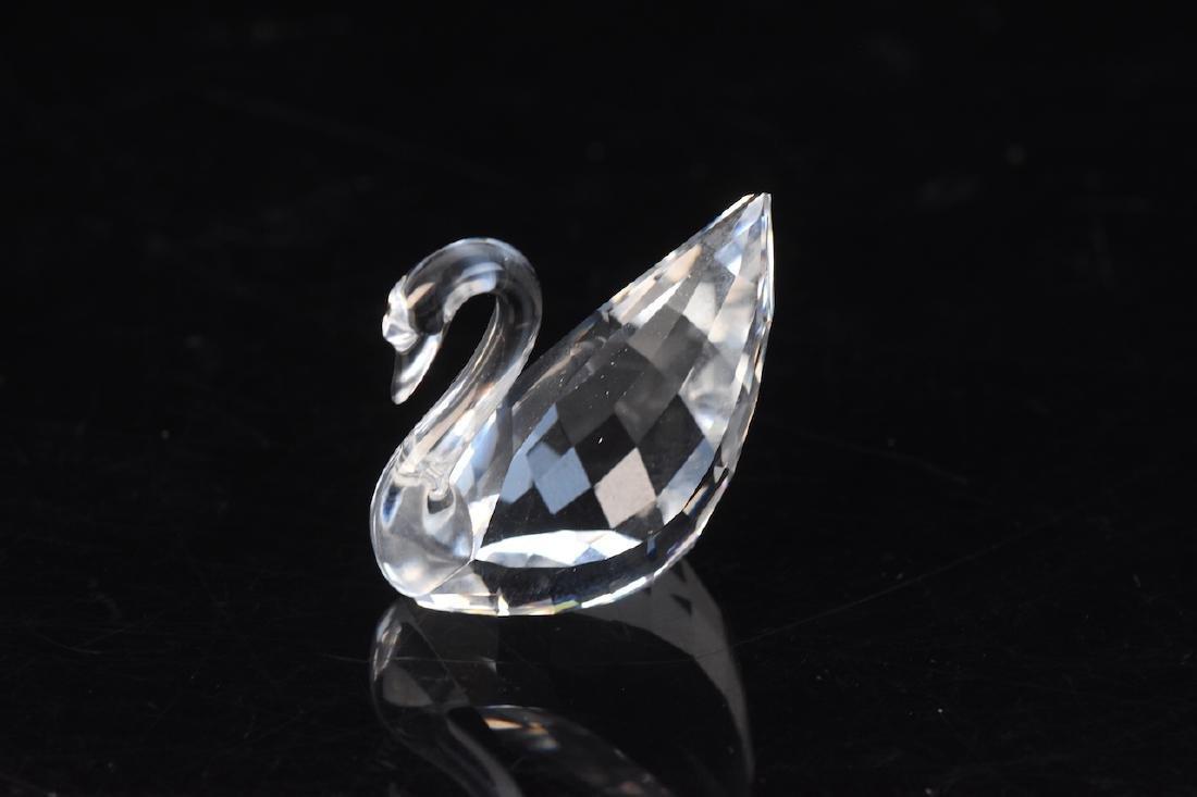 (5) Swarovski Crystal Figurines - 6