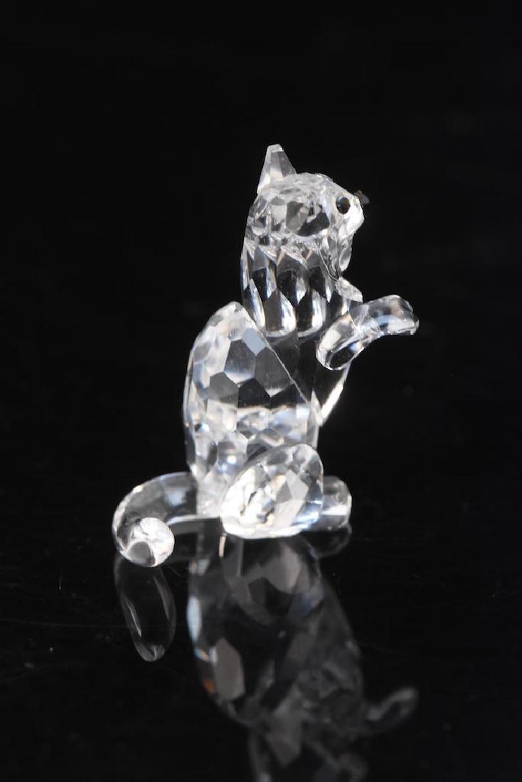 (5) Swarovski Crystal Figurines - 8