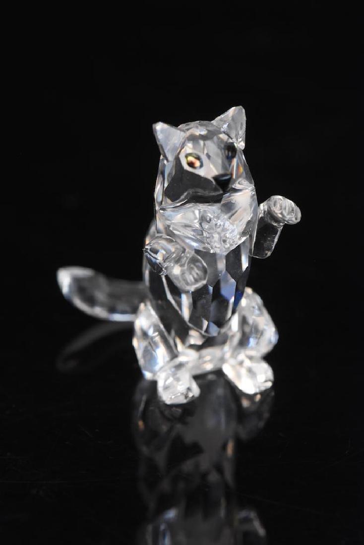 (5) Swarovski Crystal Figurines - 9