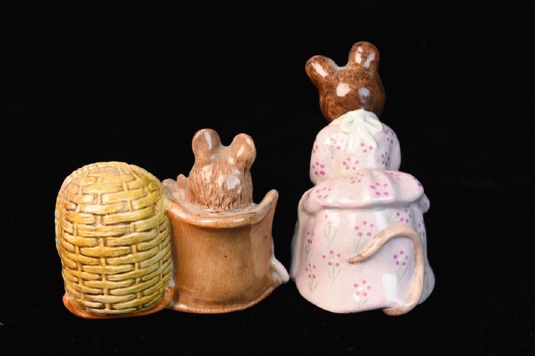 Beatrix Potter Figurines from Beswick England - 4