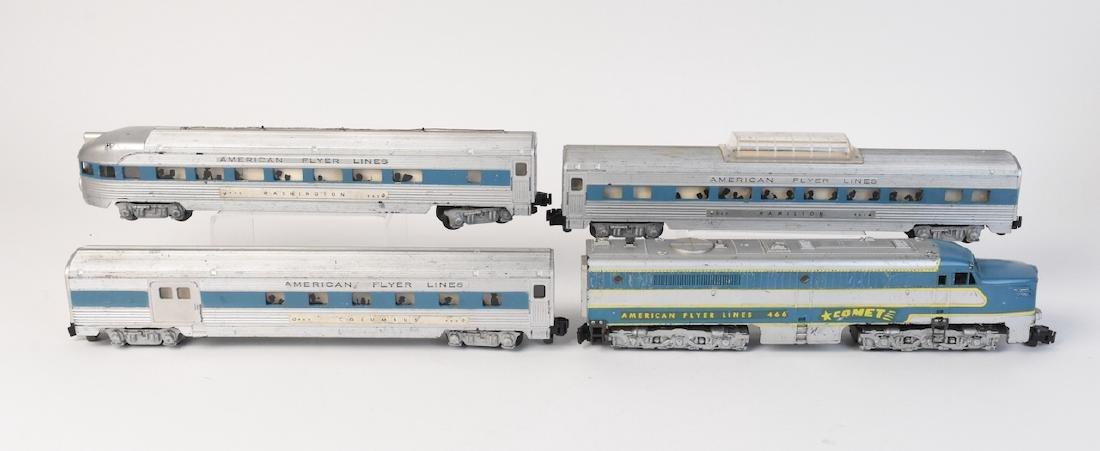American Flyer Lines Comet Passenger Train