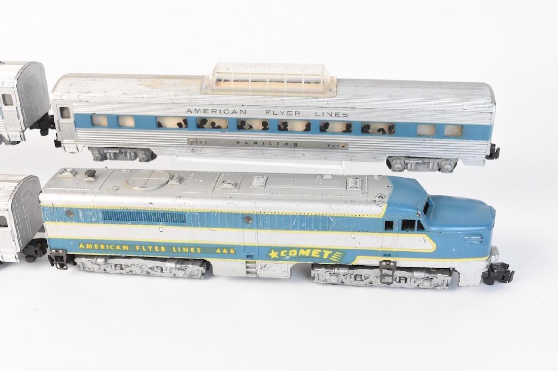 American Flyer Lines Comet Passenger Train - 4