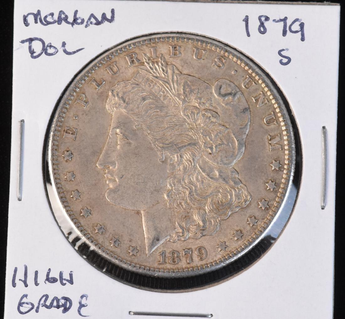 (6) Morgan Silver Dollars - 4