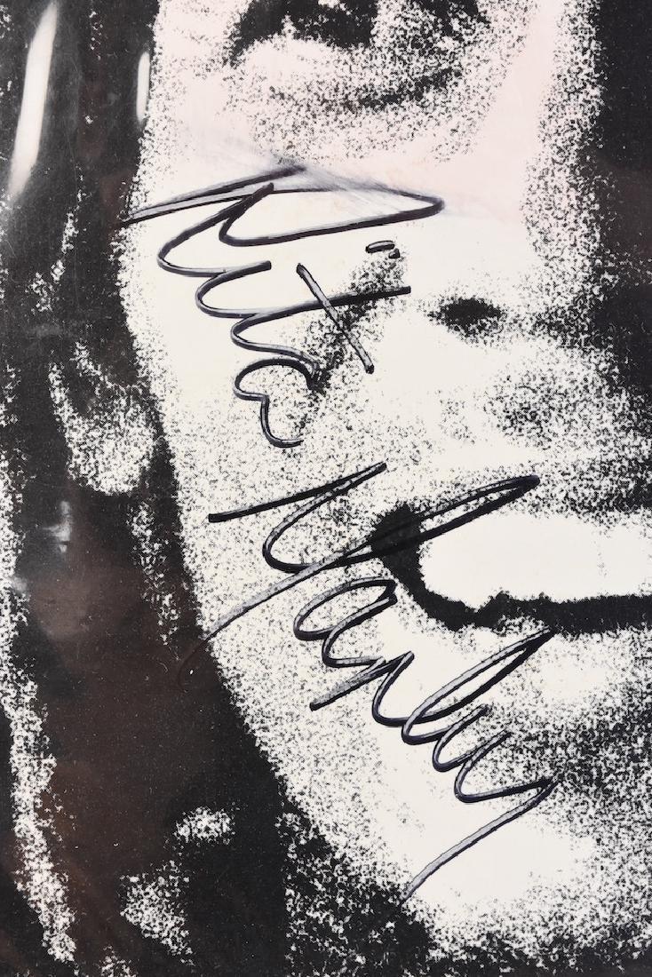 Autographed Bob Marley Album w/ (2) Records - 5