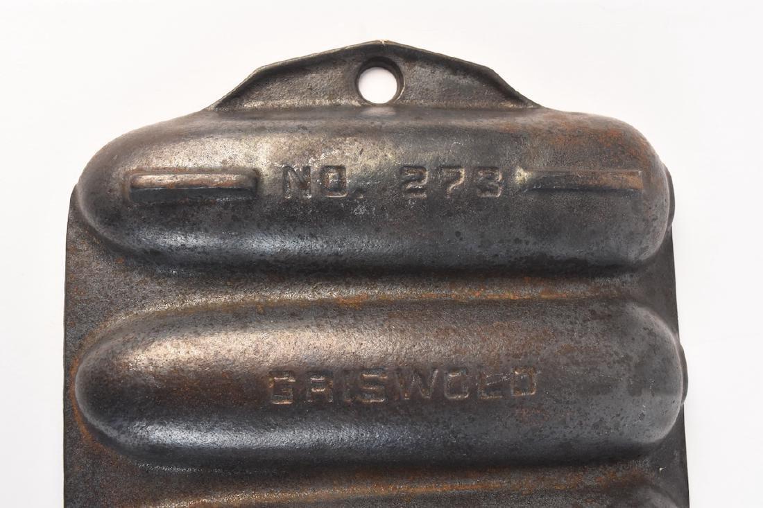Griswold Cast Iron Assortment - 3