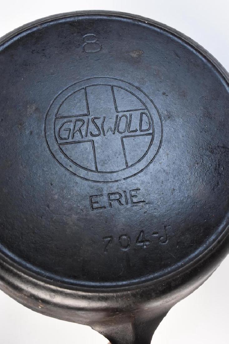 Griswold Cast Iron Assortment - 6