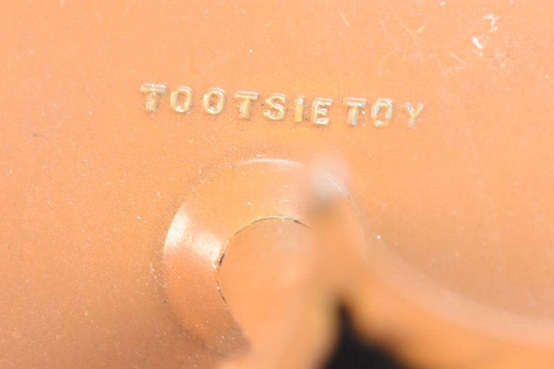 Miniature Tootsie Toy Cast Iron Doll Furniture - 5