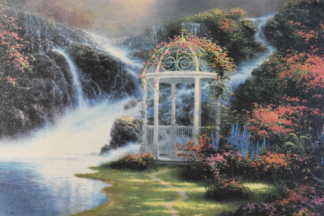 "Thomas Kinkade ""Secret Garden Places II"" LE - 2"