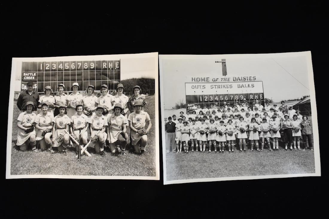 Fort Wayne Daisies & AAGPBL Memorabilia - 10